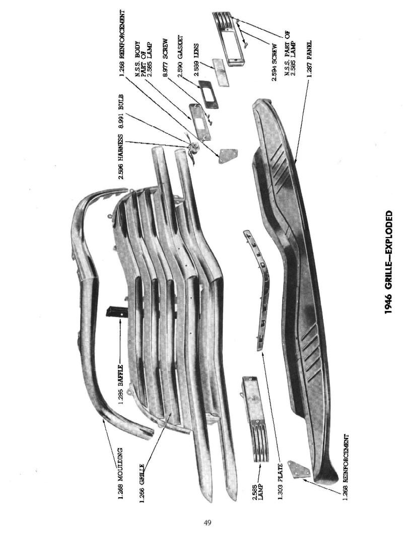 1954 chevy car catalog