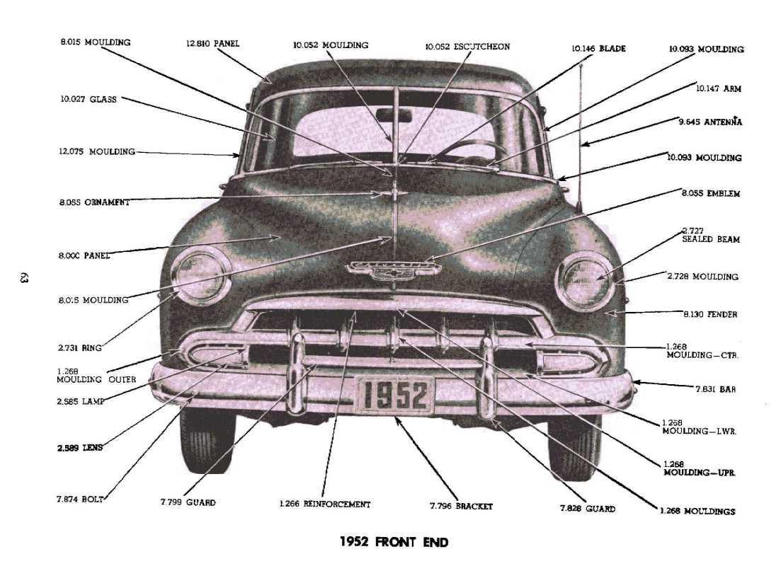 1929 1954 chevrolet master parts accessories catalog. Black Bedroom Furniture Sets. Home Design Ideas