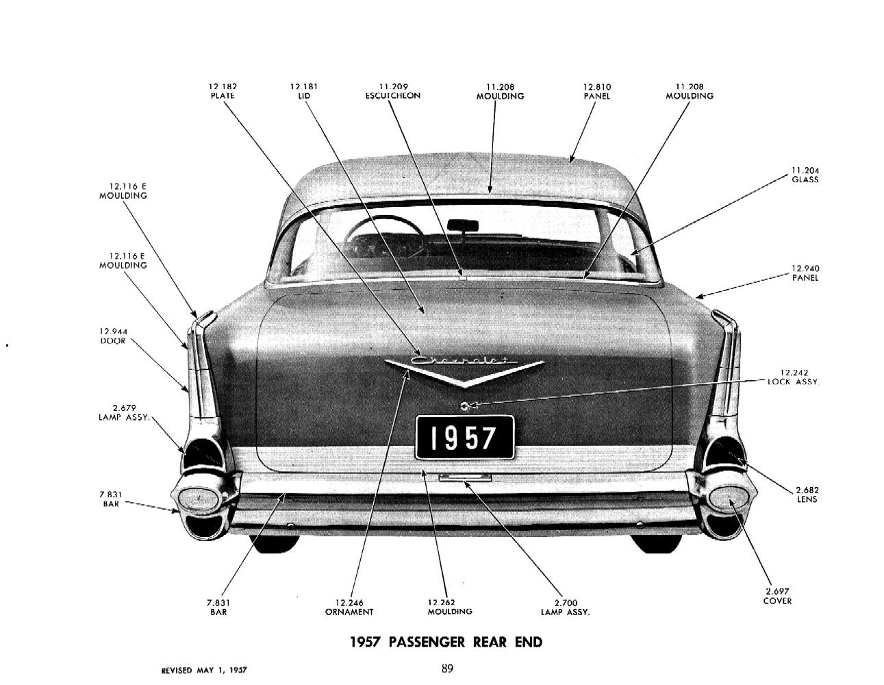 5557 Classic Chevys TriFiveChevys  Twitter