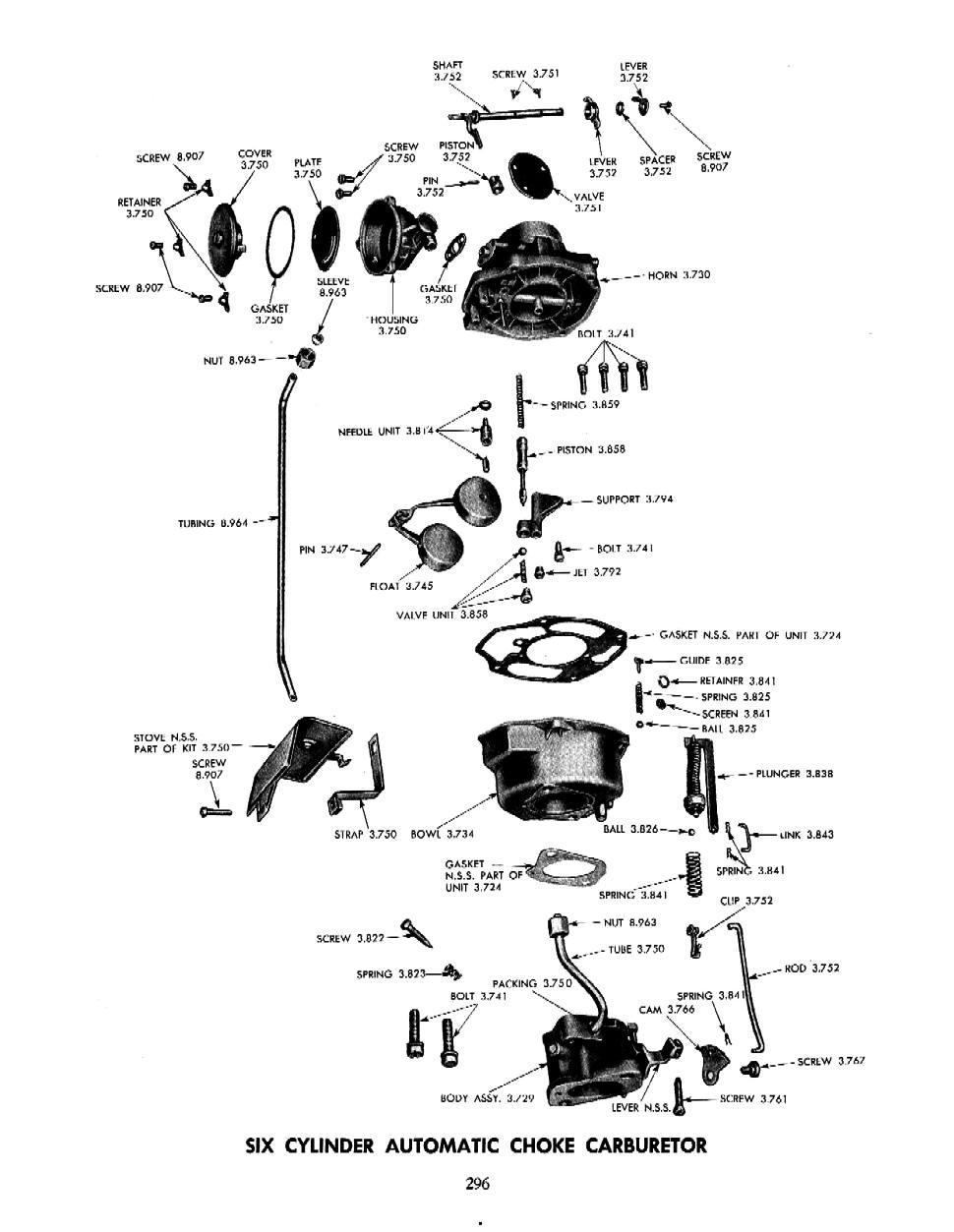chevrolet caprice parts catalog
