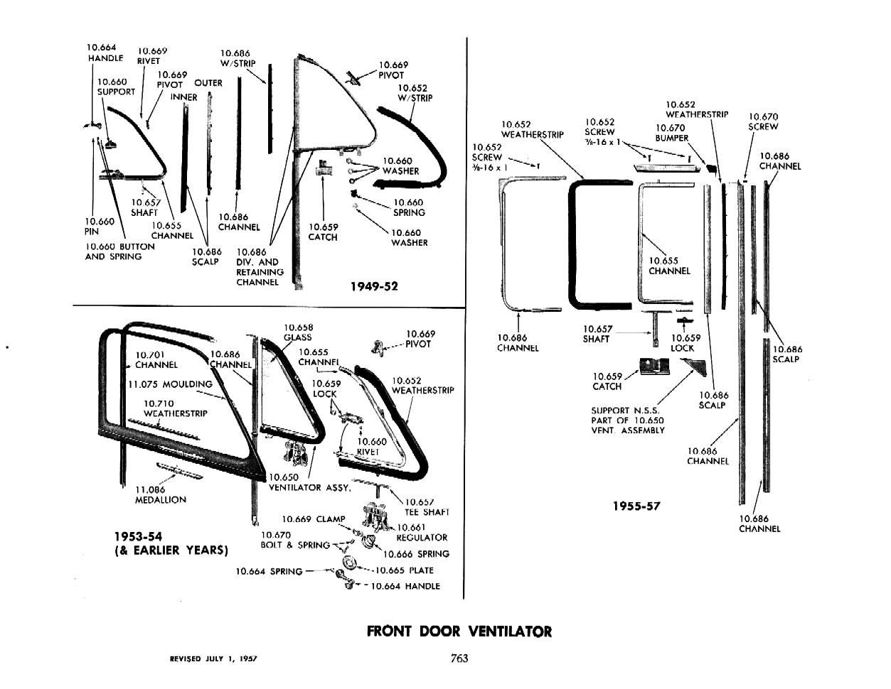 1969 cadillac parts catalog
