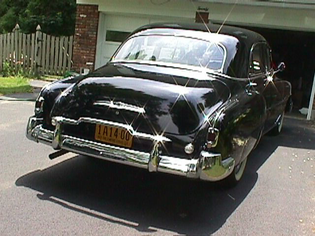 Seller Submission: 1951 Chevrolet Deluxe Sedan   Bring a Trailer