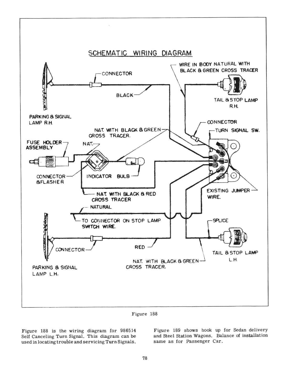 on 51 chevy bel air wiring diagram