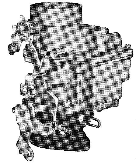 carter carburetor information for chevrolet and gm rh chevy oldcarmanualproject com Carter YF Float Setting Carter YF Idle Adjustment