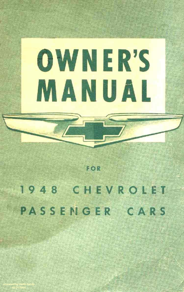 old chevy owner s manuals rh chevy oldcarmanualproject com manual for ford square baler manual for car dvr