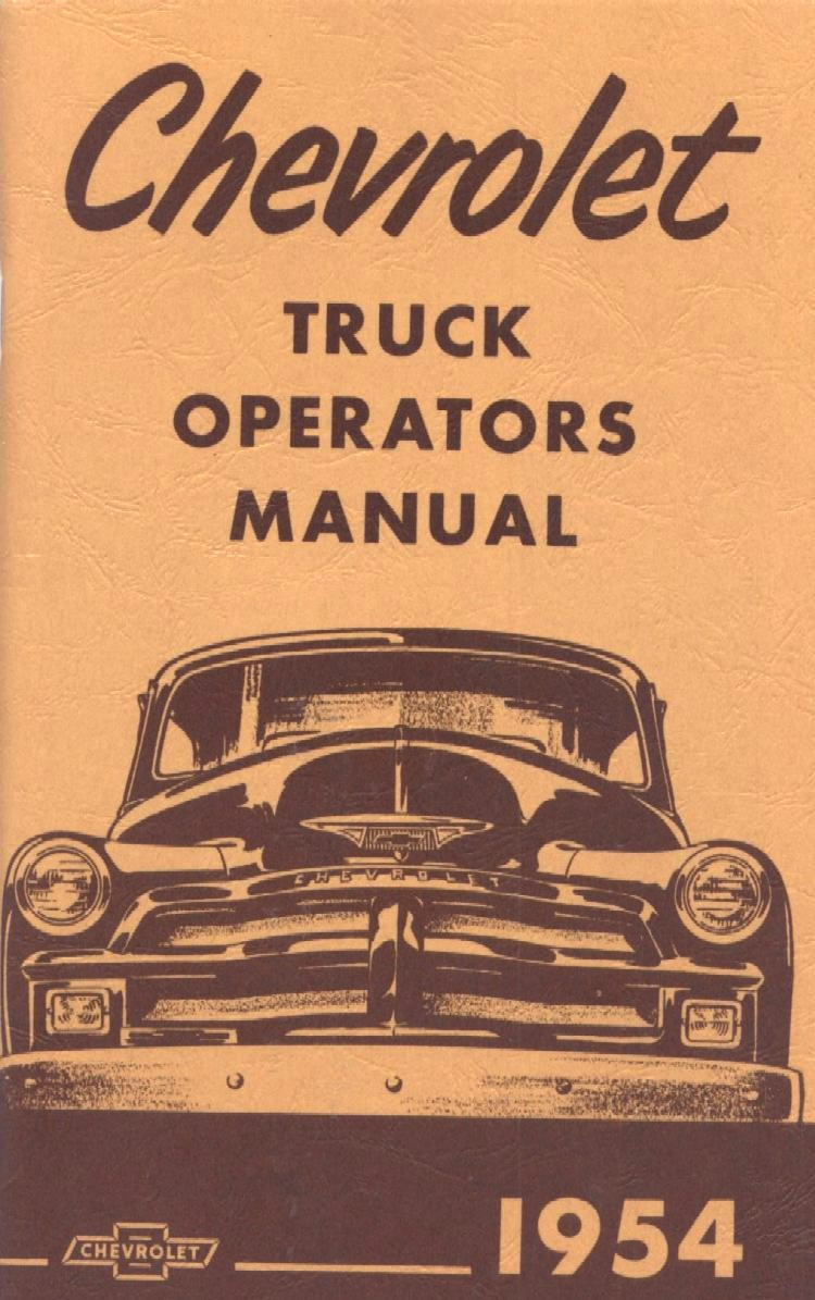 old chevy owner s manuals rh chevy oldcarmanualproject com Vintage Chevy Cars Old Auto Brochure