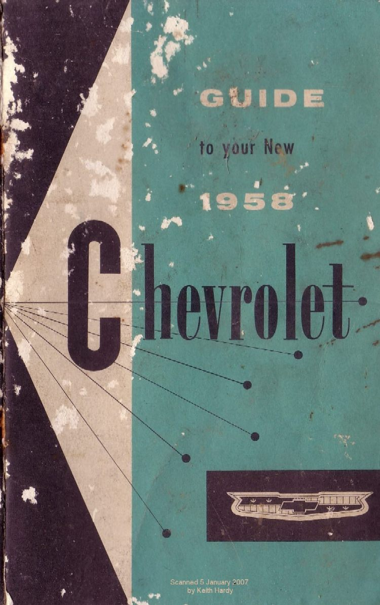 Chevrolet owners user manuals user manuals user manuals 1963 chevy impala owners manual array 1958 chevy passenger car owner u0027s manual rh chevy oldcarmanualproject fandeluxe Gallery