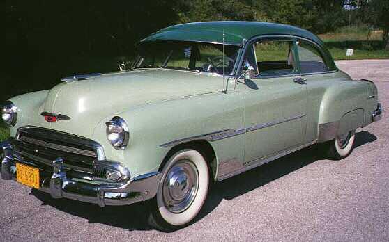 Chevrolet Of Bellevue >> 1946 - 1954 Chevrolet Scrapbook