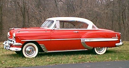 1946 1954 Chevrolet Scrapbook