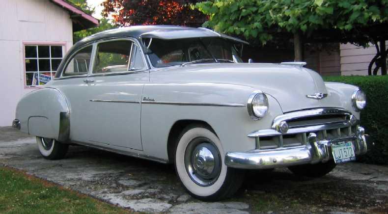1946 - 1954 Chevrolet Sbook