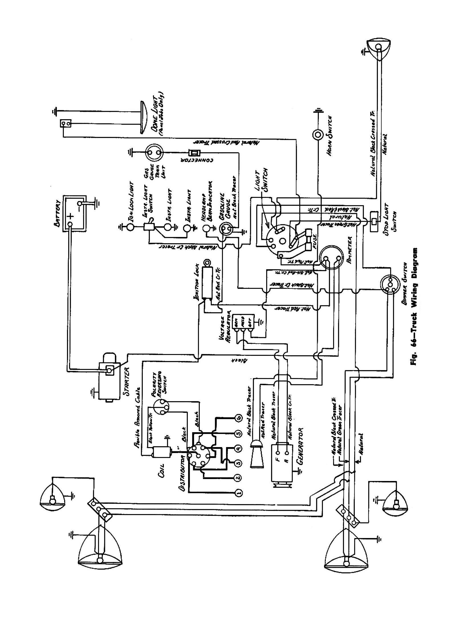 1954 Chevy 3100 Truck Wiring Harness Diagram - Wiring Diagram M2 on
