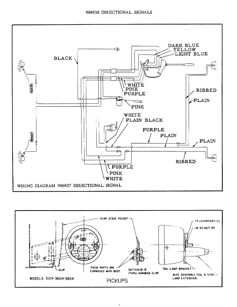 54 Chevy Wiring Diagram Wire Data Schema 1954 Truck Get Free Image About 1975 Alternator