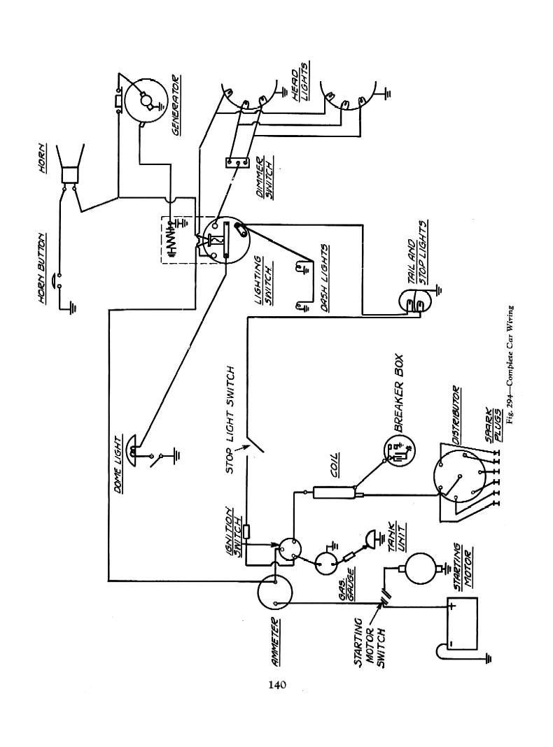chevy wiring diagrams GMC Truck Engine Diagram 1934 switches 1934 ignition circuit 1934 car wiring