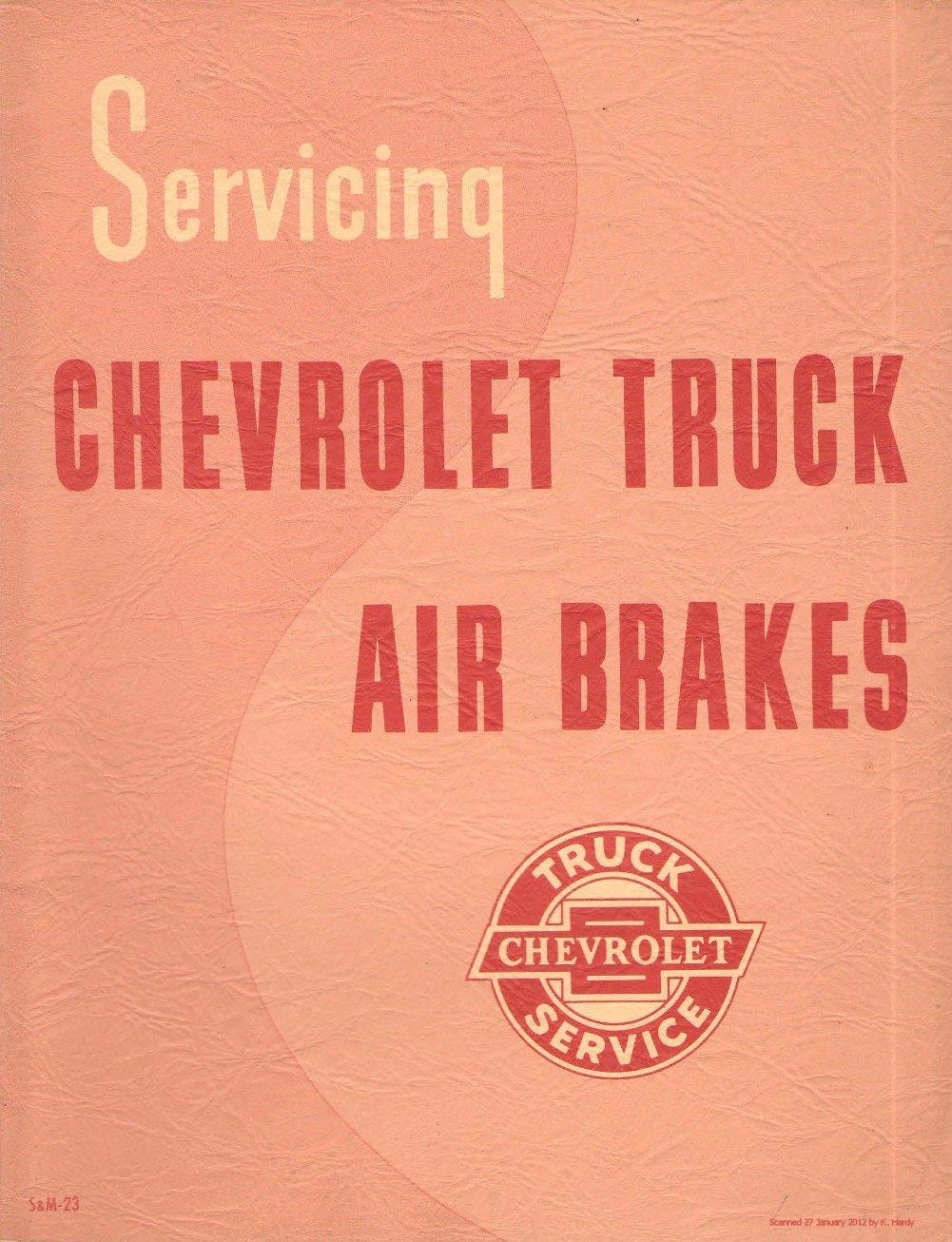 truck air brakes adjustment