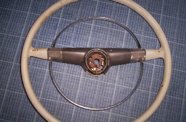 51hb17 1949 52 chevrolet horn button