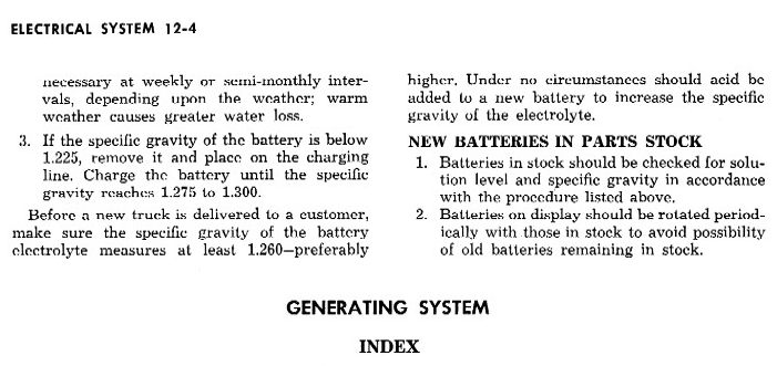 1947 chevrolet truck shop manual pdf