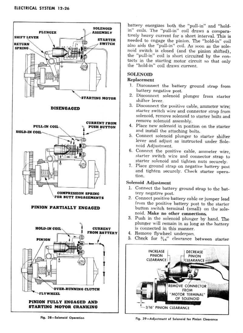 grinding starter - chevytalk