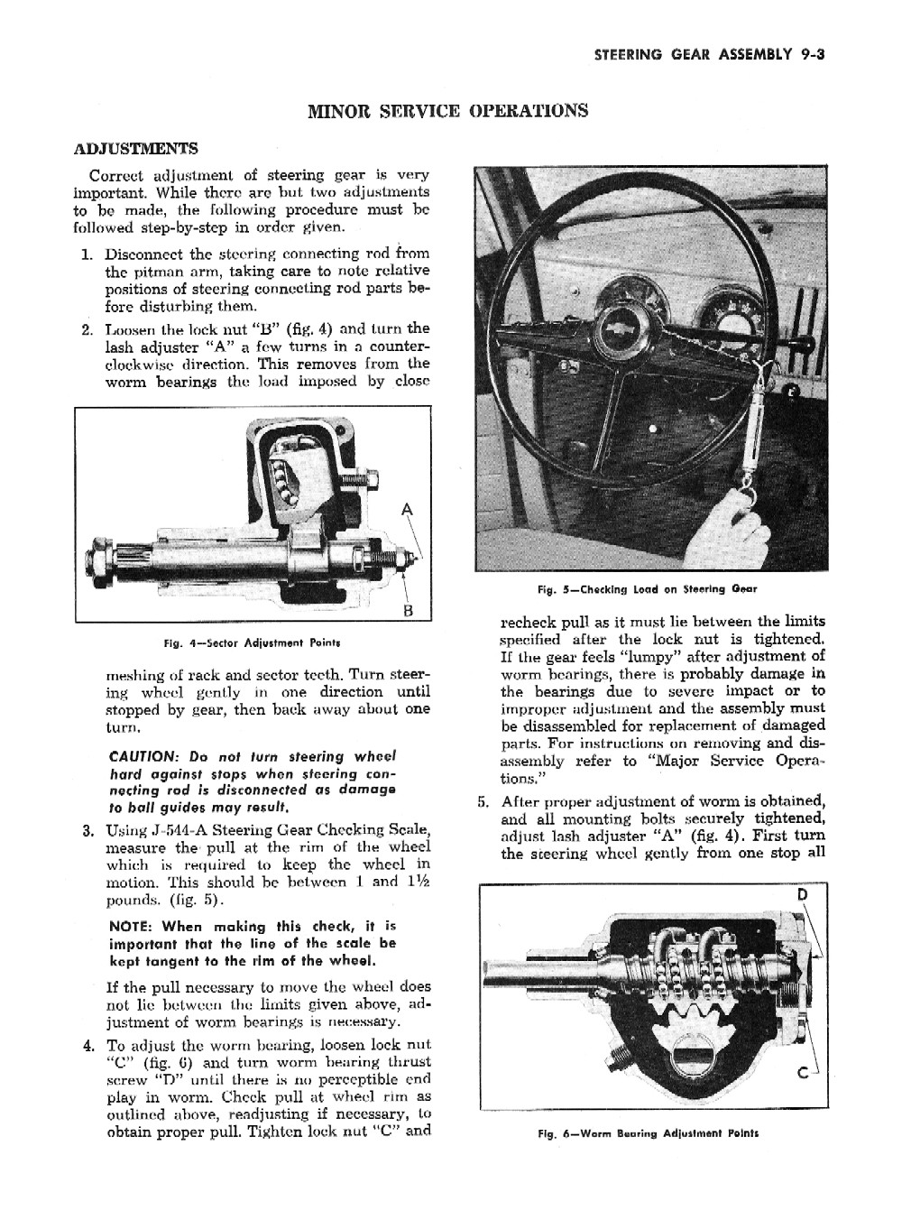 Gmc Chevy 54 Manual Guide