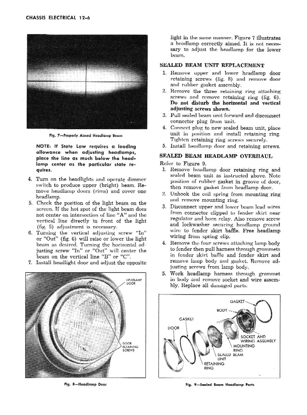 55 Chevy Headlight Retaining Ring *NEW* 1955 Chevrolet
